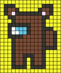 Alpha pattern #55708