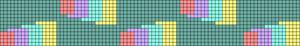 Alpha pattern #55715