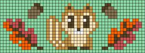 Alpha pattern #55718