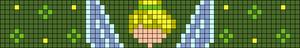 Alpha pattern #55725
