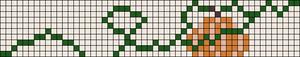 Alpha pattern #55726