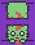 Alpha pattern #55729
