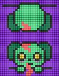 Alpha pattern #55730