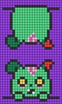 Alpha pattern #55731