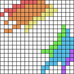 Alpha pattern #55755