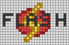 Alpha pattern #55760