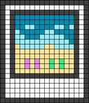 Alpha pattern #55762