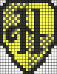 Alpha pattern #55764
