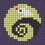 Alpha pattern #55766