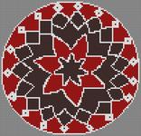 Alpha pattern #55784
