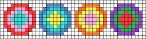 Alpha pattern #55793