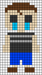 Alpha pattern #55797