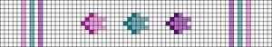 Alpha pattern #55806