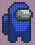 Alpha pattern #55812