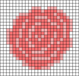 Alpha pattern #55829