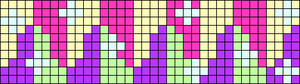 Alpha pattern #55835
