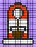Alpha pattern #55840