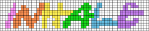 Alpha pattern #55857