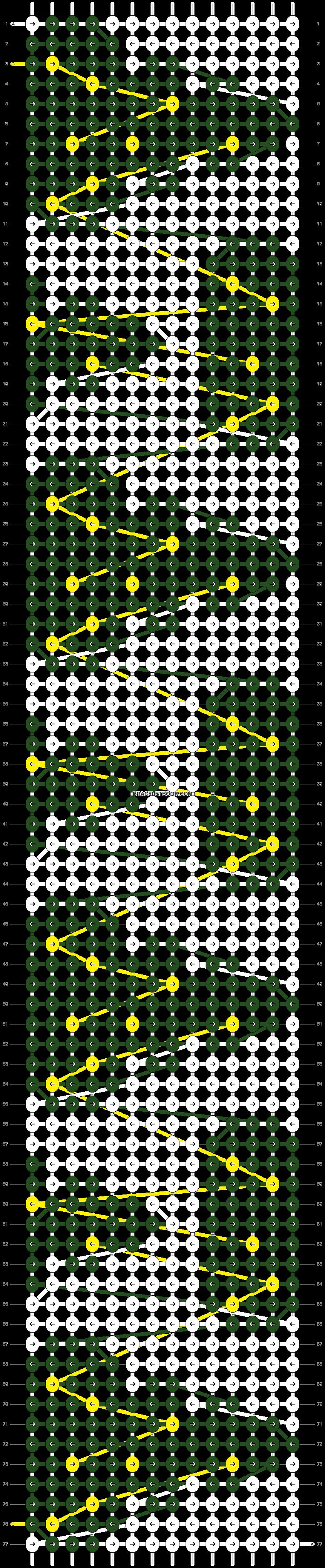 Alpha pattern #55863 pattern