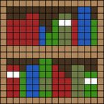 Alpha pattern #55869