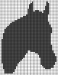 Alpha pattern #55871