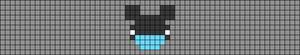 Alpha pattern #55884