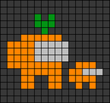 Alpha pattern #55891