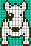 Alpha pattern #55895