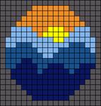 Alpha pattern #55906