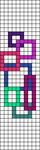Alpha pattern #55919