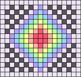 Alpha pattern #55923