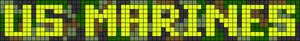 Alpha pattern #55925