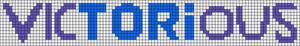 Alpha pattern #55926