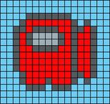 Alpha pattern #55960