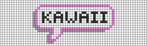 Alpha pattern #55965