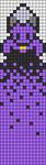 Alpha pattern #55975