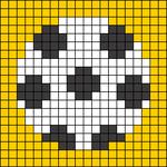 Alpha pattern #56005