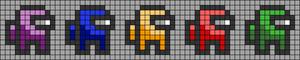 Alpha pattern #56008
