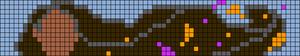 Alpha pattern #56018