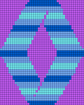 Alpha pattern #56026