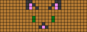 Alpha pattern #56029