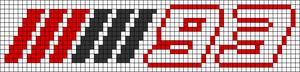 Alpha pattern #56030