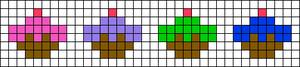 Alpha pattern #56034