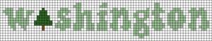 Alpha pattern #56040