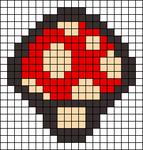 Alpha pattern #56075