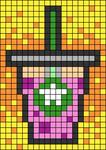 Alpha pattern #56089