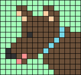 Alpha pattern #56098
