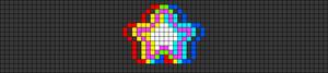 Alpha pattern #56118