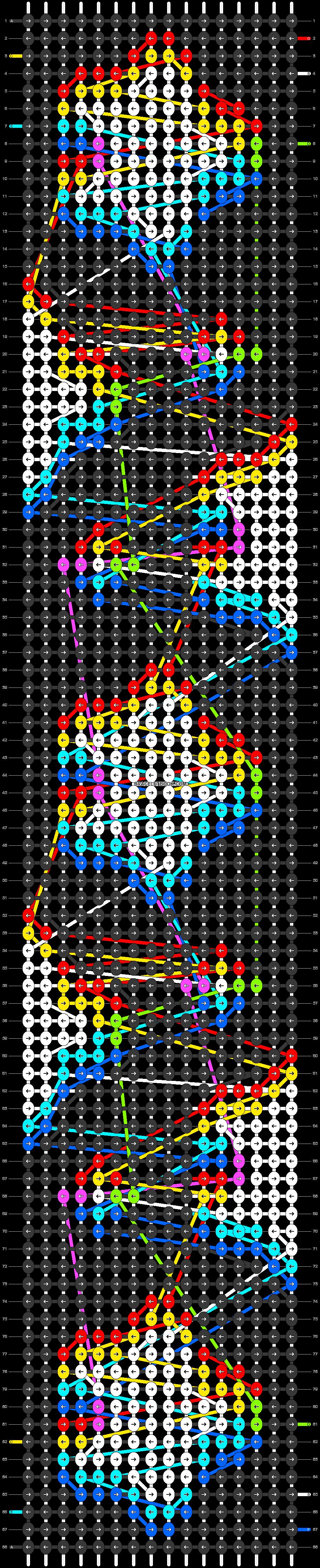 Alpha pattern #56120 pattern