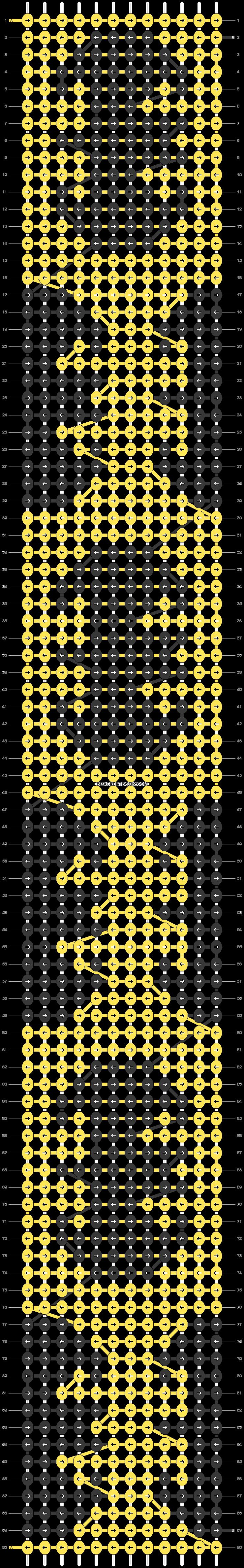 Alpha pattern #56125 pattern
